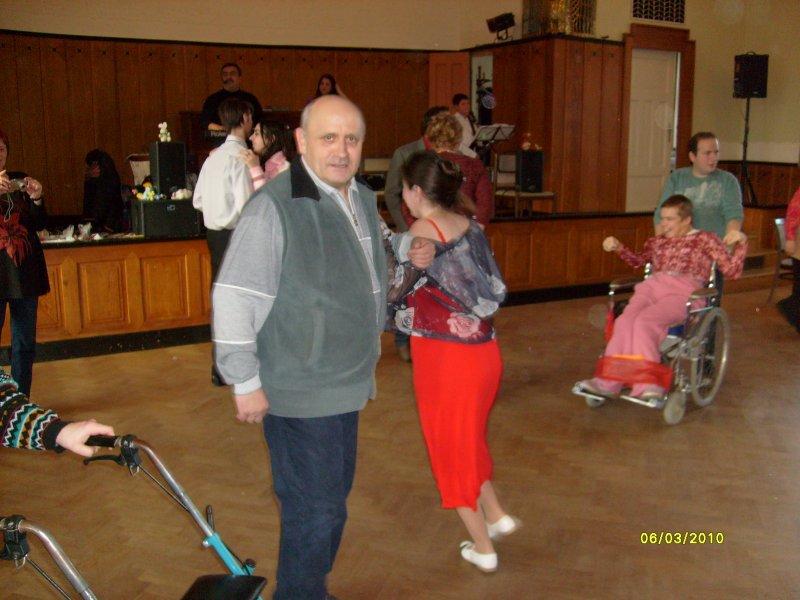 Volné tance
