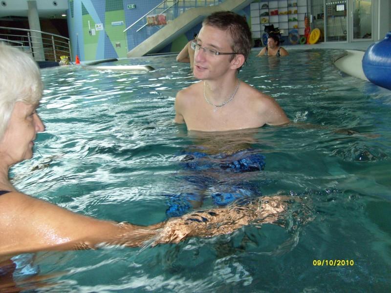 Ríša v hlavním bazénu