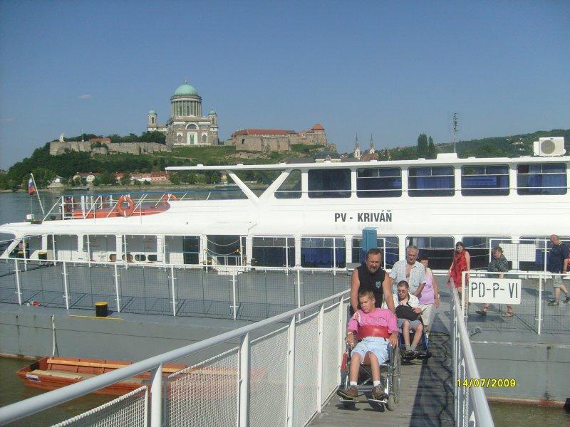Návrat s lodí Kriváň